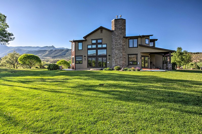 Leave your worries behind and reconnect with loved ones at this luxury home!