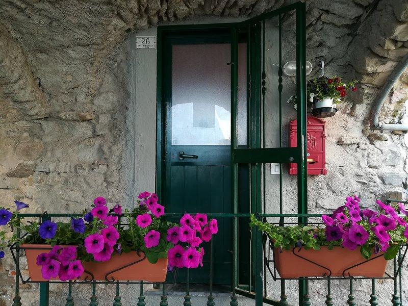 Il Rifugio del Cuore, location de vacances à Montedivalli Chiesa