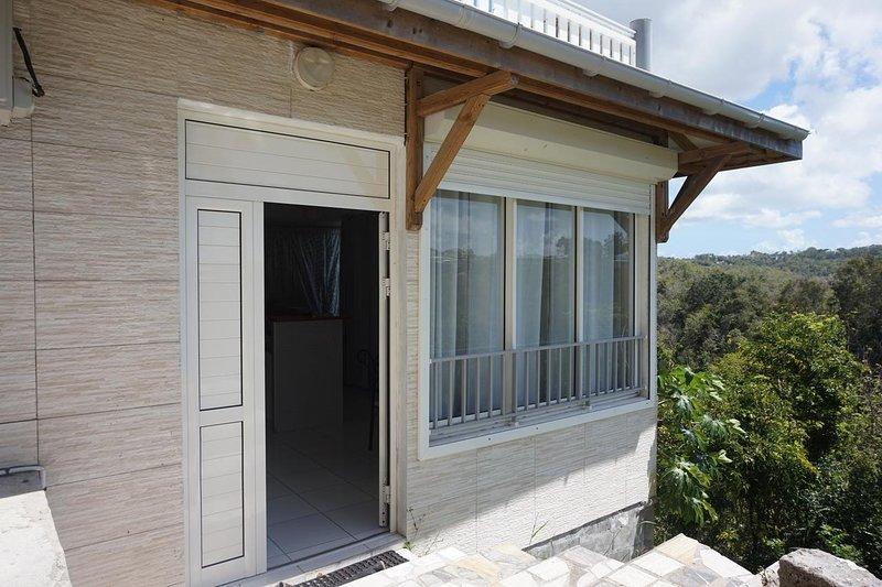 Brown's Villa - T1 cuba (Gosier), location de vacances à Le Gosier