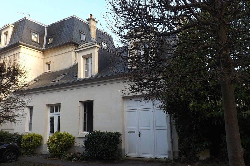 Au cœur de Soissons 1, holiday rental in Chauny