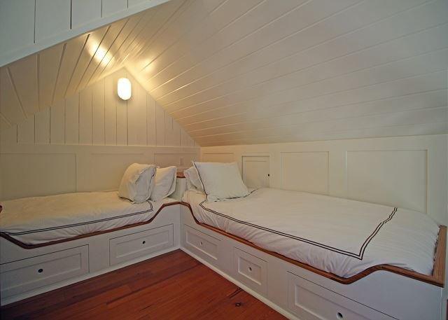 Deuxième étage Twin loft