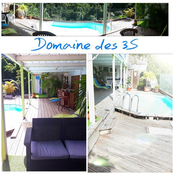 LE DOMAINE DES 3S, holiday rental in Le Gosier