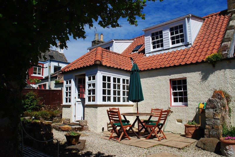 St Christopher's Cottage - a fabulous traditional cottage, alquiler vacacional en Crail