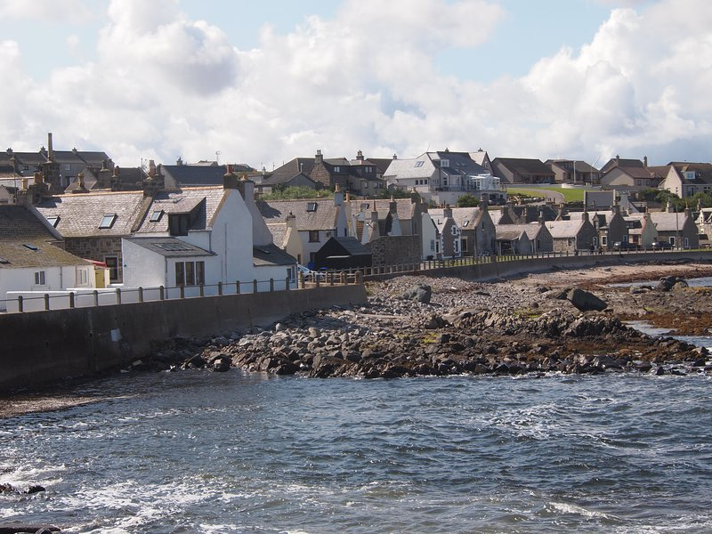 Dolphin Cottage, vacation rental in Macduff