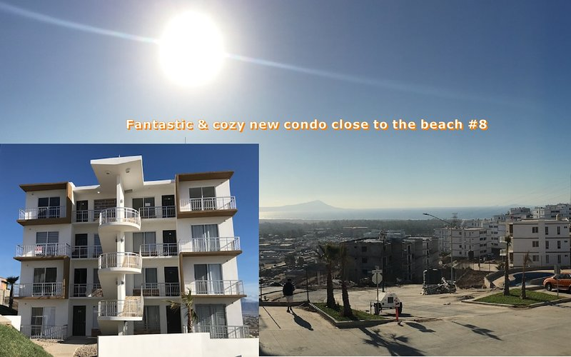 Fantastic & cozy #8: condo close to the beach, holiday rental in Lengueta Arenosa