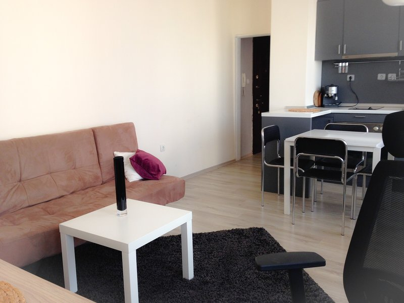 Your apartment to the metro station, vacation rental in Vladaya