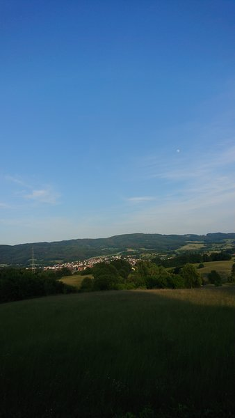 View over Rimbach