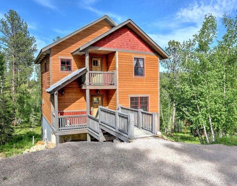 Leaning Tree Lodge, aluguéis de temporada em Deadwood
