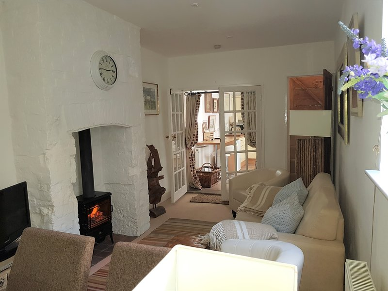 Bar Hill Cottage, holiday rental in Gurnard