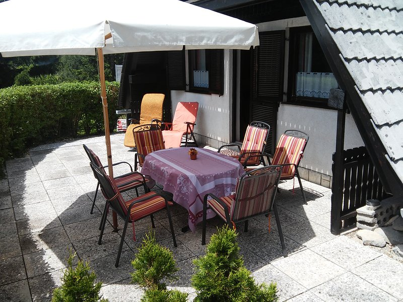 Hugo's house - family friendly house close to Ljubljana, casa vacanza a Vrhnika
