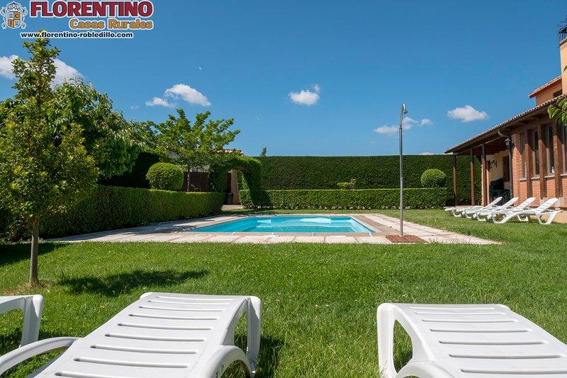 Finca met privé-zwembad voor klanten Florentino Cottages