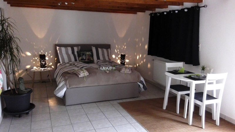 St-Ursanne chambre individuelle ***, vacation rental in Mooslargue