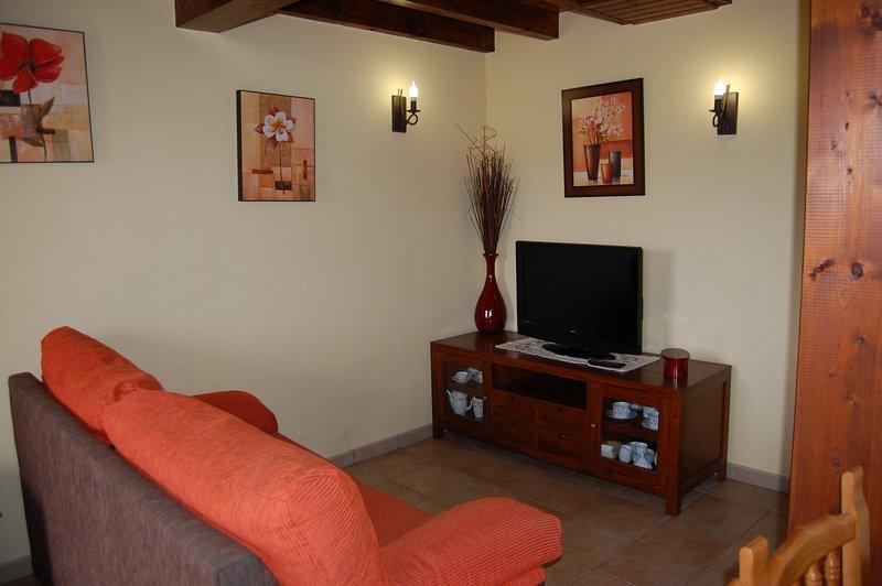 El Tejo en Colombres, holiday rental in Pimiango