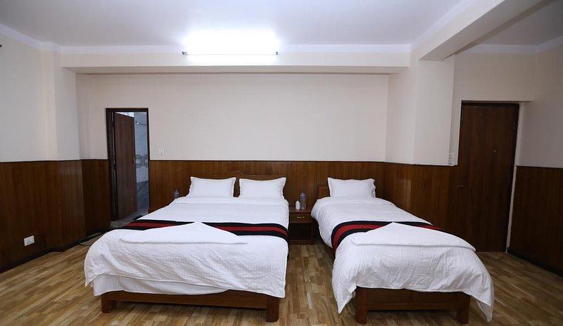 Room #3 Green Eco Resort, holiday rental in Dakshinkali