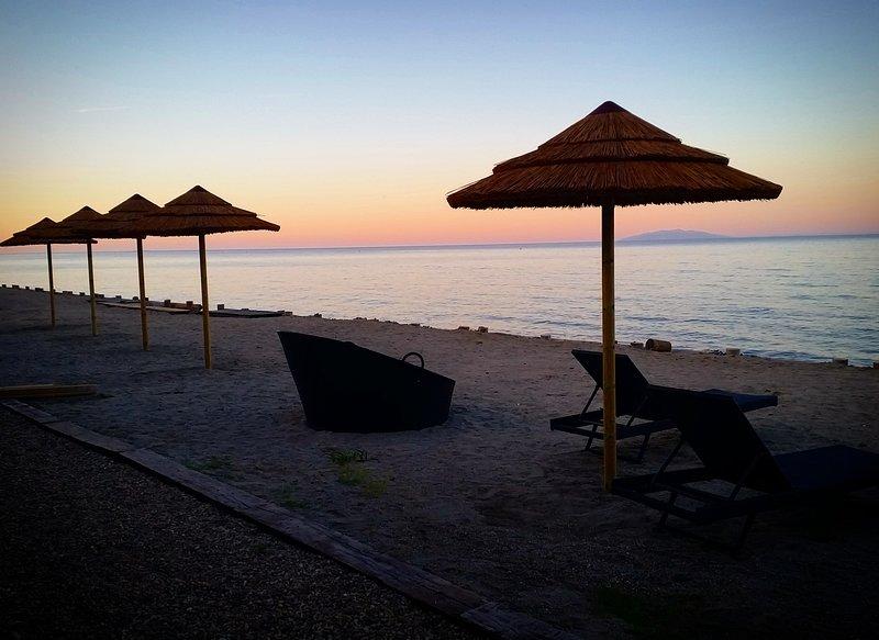 F2 (n°1) corse bord de mer, holiday rental in San Giuliano