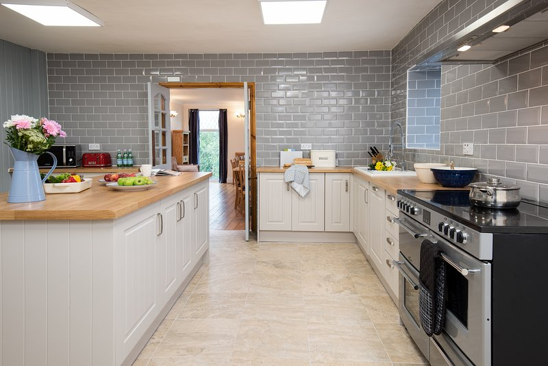 Brandy Bank House, 8 bedrooms, 8 bathroom holilday home in Northumberland, holiday rental in Greenhaugh