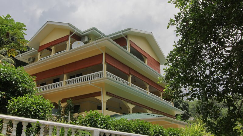 L'Entretemps Merle, holiday rental in Anse Etoile