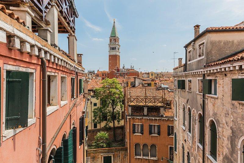 Albrizzi - Central, very quiet and cozy, alquiler de vacaciones en Venecia