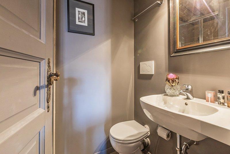 3: e badrum med dusch