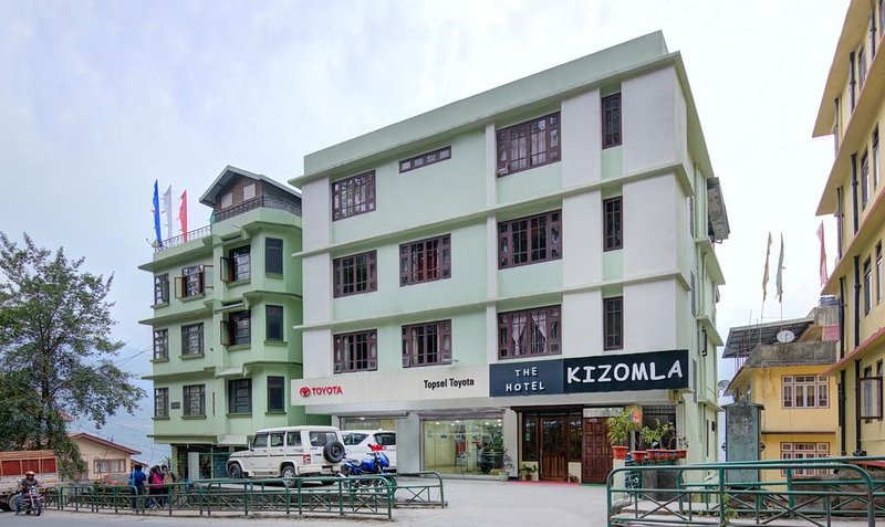 THE HOTEL KIZOMLA - DELUXE ROOM 101, holiday rental in Pedong