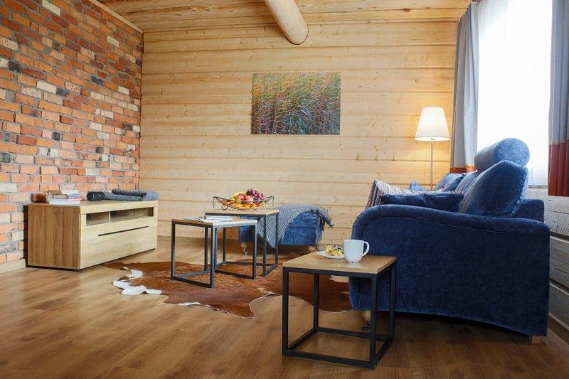 Kalniaus Sodyba nr2., vacation rental in Sventoji