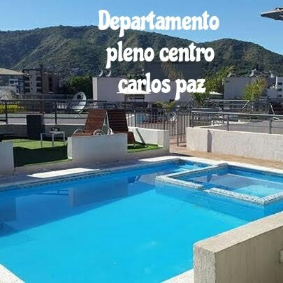 Depto pleno centro Carlos Paz, vacation rental in Alta Gracia
