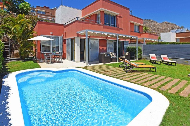 Salobre Vista Golf 27, holiday rental in Cercados de Espinos