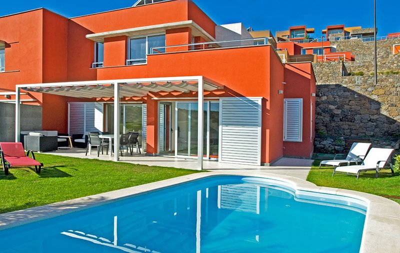 Salobre Vista Golf 28, holiday rental in Cercados de Espinos