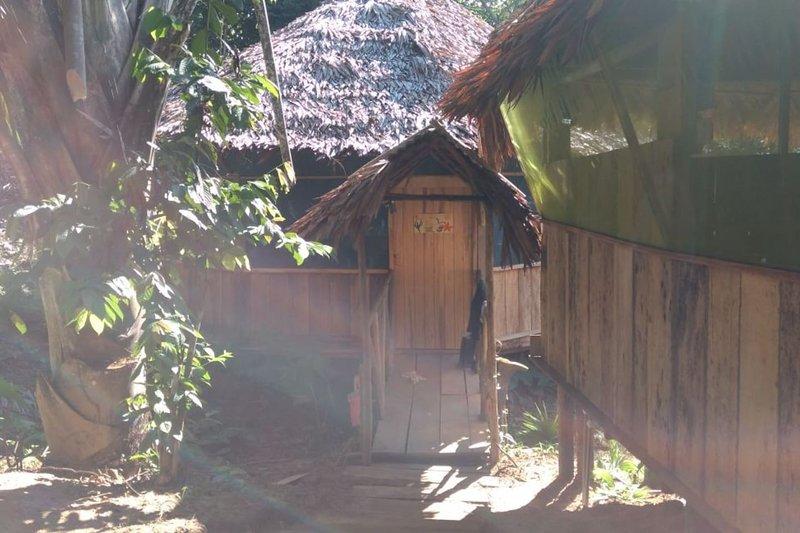 LA CASA PACHAMAMA (Room 1), location de vacances à Iquitos