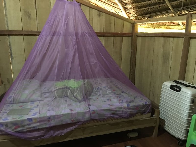 LA CASA PACHAMAMA (Room 3), location de vacances à Iquitos
