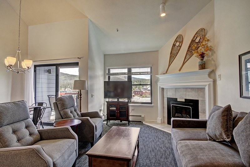 Perfectly Located 1Br+loft 2Ba-Close to Lifts & Downtown, vacation rental in Breckenridge