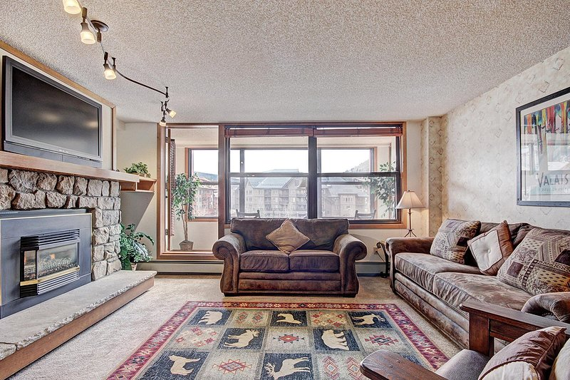 Relax in the Lovely Living Room