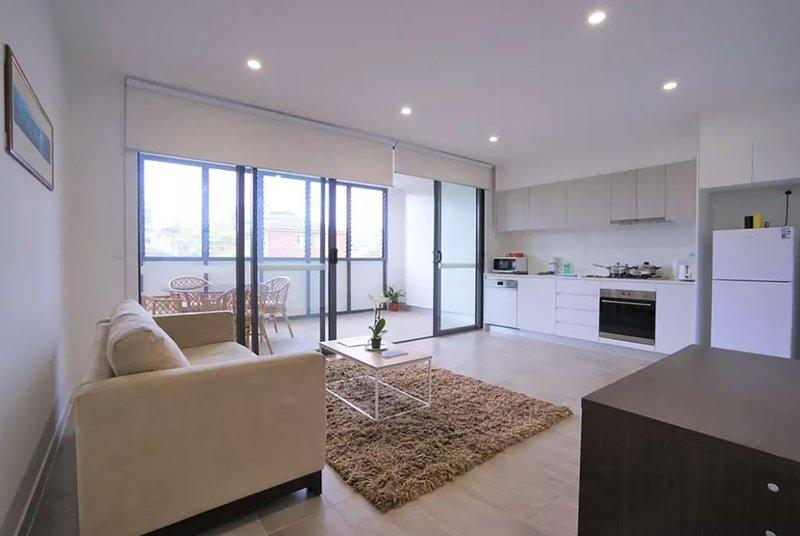 Beautiful living space.