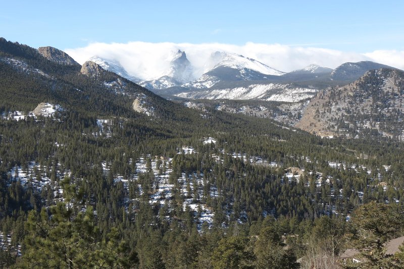 Fantastic Views -- EV #3132, vacation rental in Estes Park