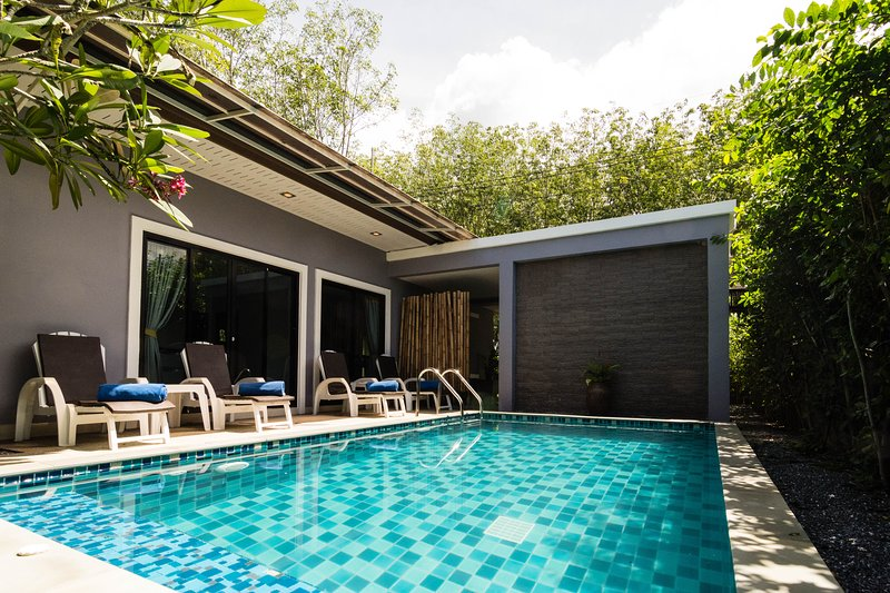 Ao Nang Krabi private pool villa Ton Yaang, holiday rental in Ao Nang