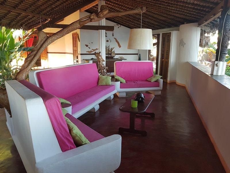 Villa Nofiko - Île de Nosy Komba / Nosy Be Madagascar, location de vacances à Madagascar