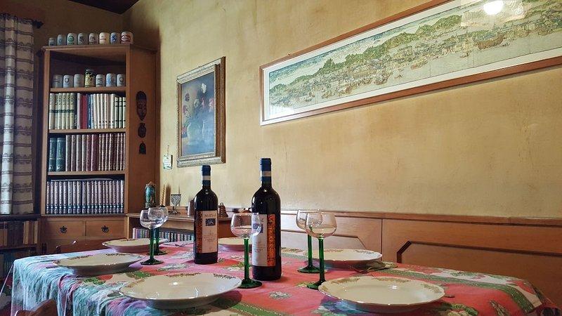 Arte, natura e Prosecco nel cuore del Veneto, vacation rental in Segusino