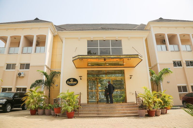 THE CONSORT SUITES (Deluxe Single Room 1), alquiler de vacaciones en Abuja