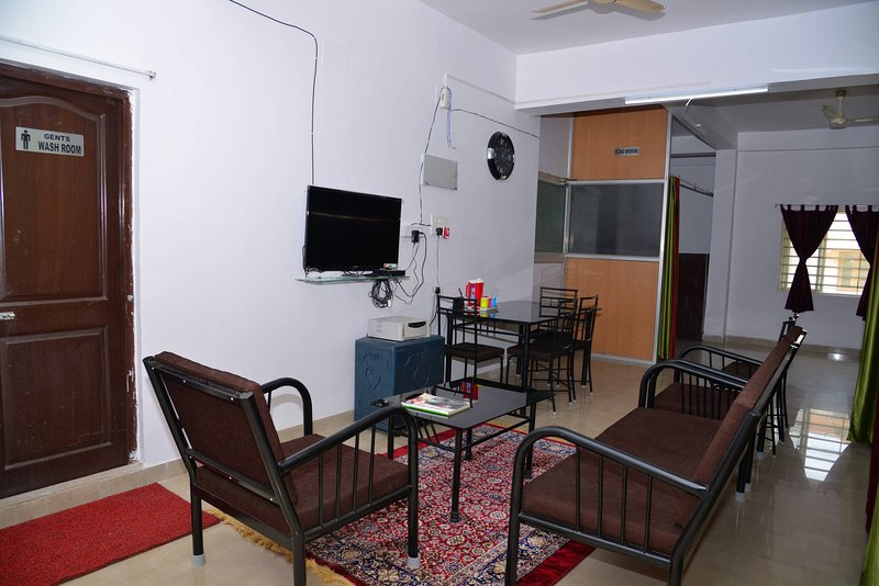 Well maintained budget accommodation in the heart of the city, holiday rental in Khurda District