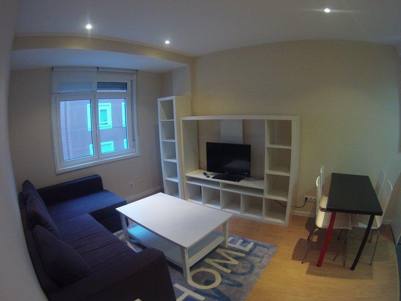 Apartamento encantador, de 2 habitaciones, holiday rental in Montrove