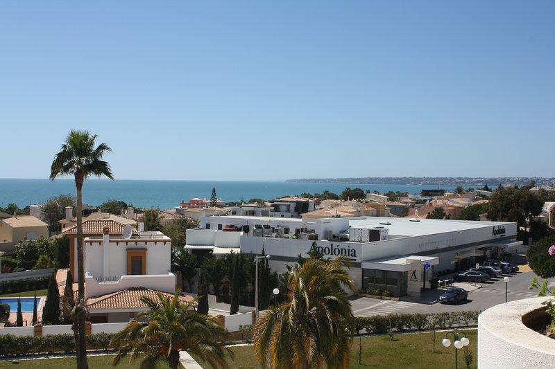 Praia da Galé, holiday rental in Gale