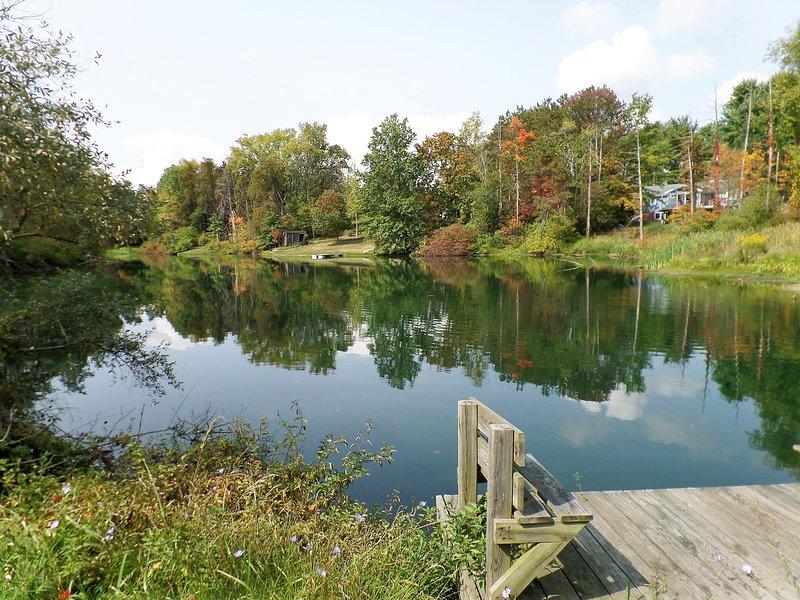 Lakefront in Hudson-40mn from Downtown Cleveland, aluguéis de temporada em Akron