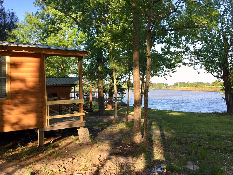 Superieur Waterfront Cabin #2 On Lake Livingston Texas