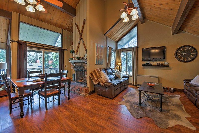 Boek uw Big Bear Lake reis naar deze 3 slaapkamers, 2 bad Condo!