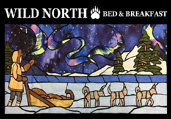 Wild North Bed & Breakfast, vacation rental in Whitehorse
