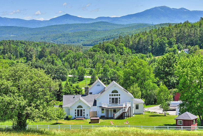 Lovely mountain days await at this Littleton vacation rental apartment.