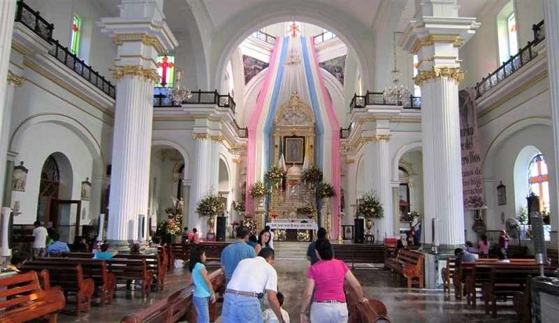 A must see our Church De Guadalupe