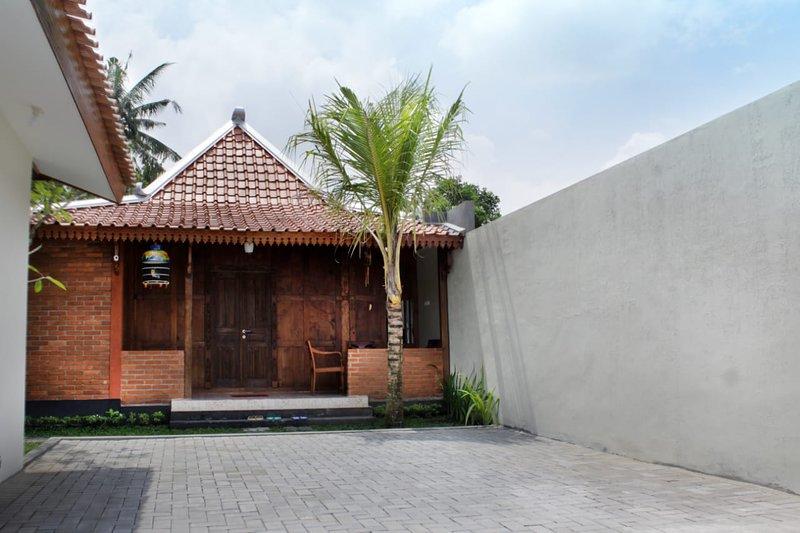 Ndalem'e Nyah PAT, holiday rental in Pakem