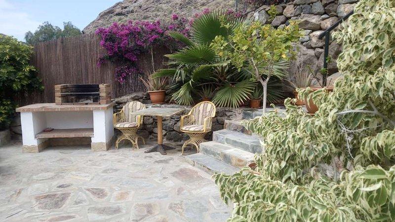 La Casa Vieja, holiday rental in Las Burillas