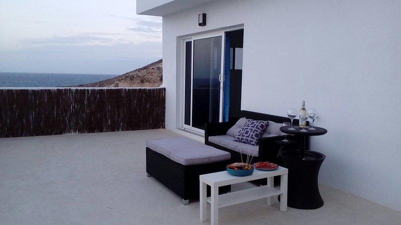 Roca Mar Tenerife, naturaleza y tranquilidad, vacation rental in San Miguel de Tajao